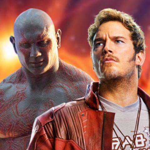 Chris Pratt and Dave Bautista both are actors.