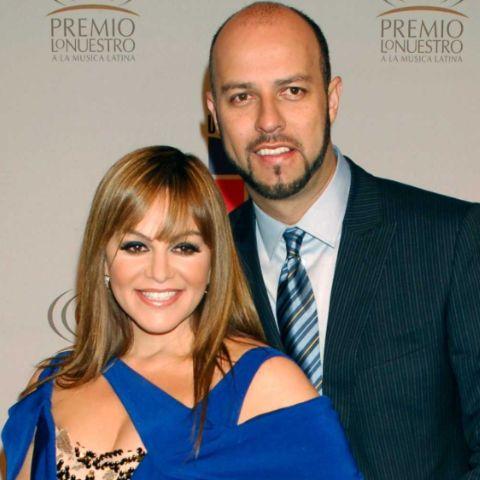 Jose Trinidad Marin's ex-wife, Jenni Rivera, was his first wife.