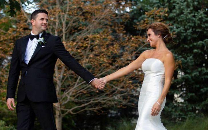 Kevin Goldschmidt is married man.