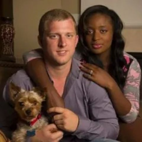 Alexus Whilby is happily married to Chrisly.