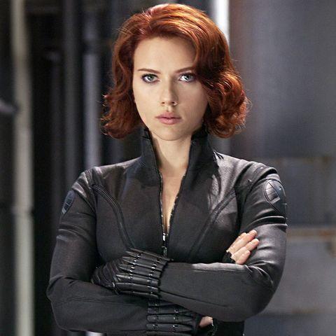 Scarlett Johansson is an American actress.