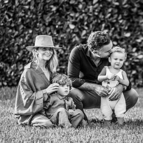 Florentina Romo has two children.