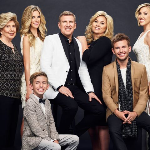 Chrisley Knows Best is an American Television series.