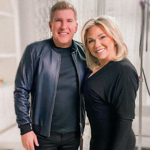 Todd Chrisley and Julie Chrisley are married couple.