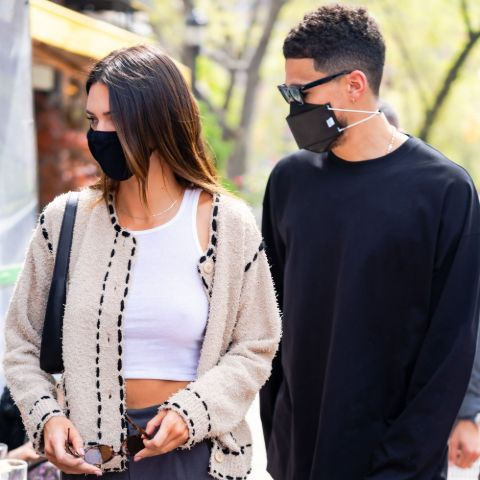 Devin Booker and Kendall Jenner was first linked in April 2020 when they were on a road trip.
