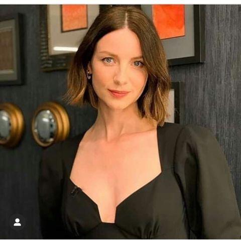 Caitríona Balfe is an actress.