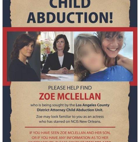 Zoe McLellan is an American TV actress.