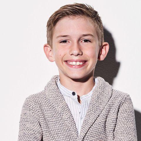 Grayson Chrisley was born on May 16, 2006.