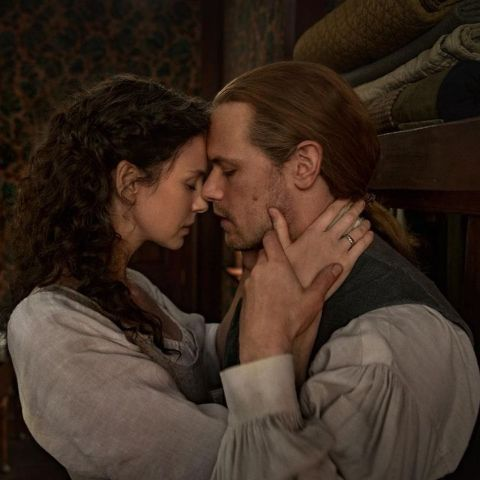 Caitriona Balfe and Sam are working in same series.
