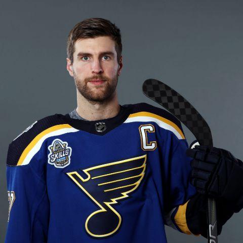 Alex Pietrangelo is professional ice hocky player.
