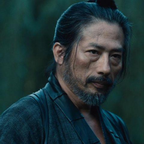 Hiroyuki Sanada has also appeared in other ninja movies.