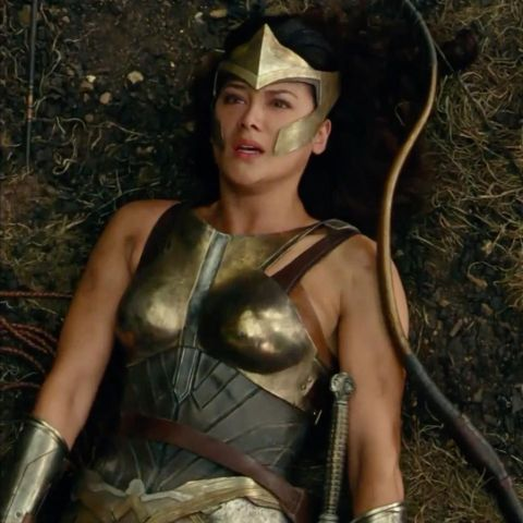 Samantha Win appeared in Zack Snyder's Justice League.