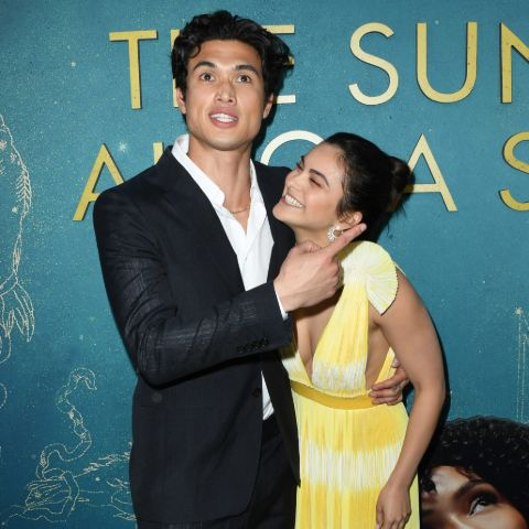 Charles Melton and Camila Mendes both are actor and actress.
