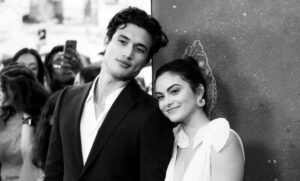 Charles Melton and Camila Mendes are living in the United States.