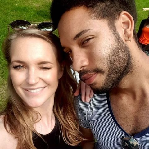 Royce Pierreson is dating Natalie Herron.