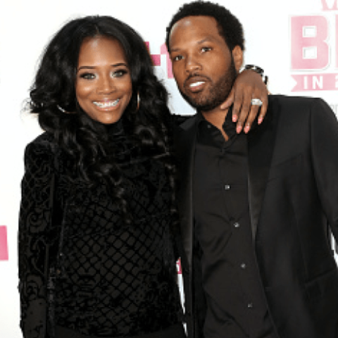 Yandy Smith is a married woman.