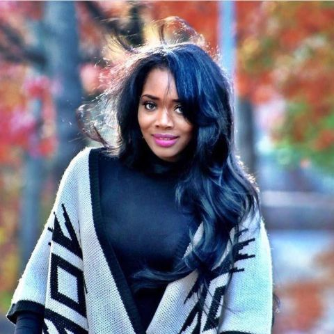 Yandy Smith is a TV reality star.