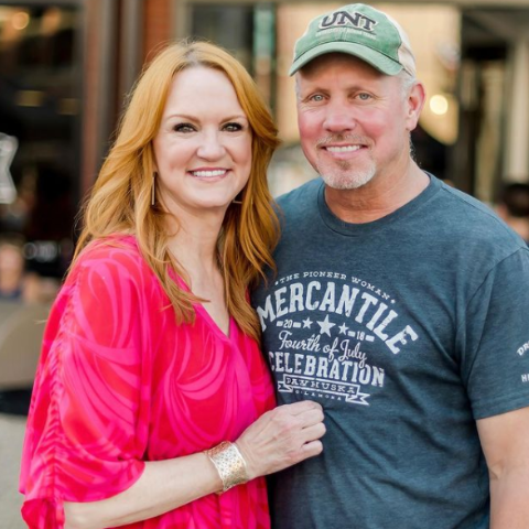 Ree Drummond's husband and her nephew, Caleb, were engaged in an accident.