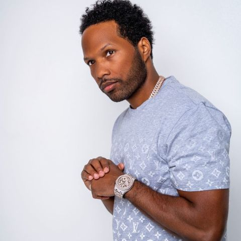Mendeecees Harris is a former real estate agent.