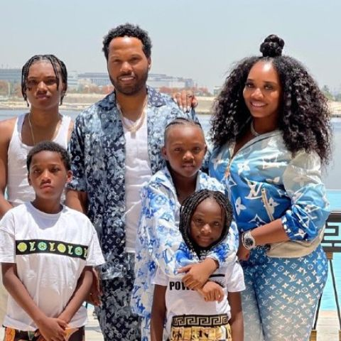Yandy Smith and Mendeecees Harris married on May 25, 2015.