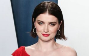 Eve Hewson is a well-known Northern Irish actress.