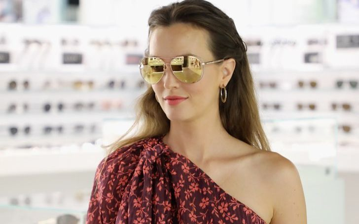Leighton Meester is an American actress.