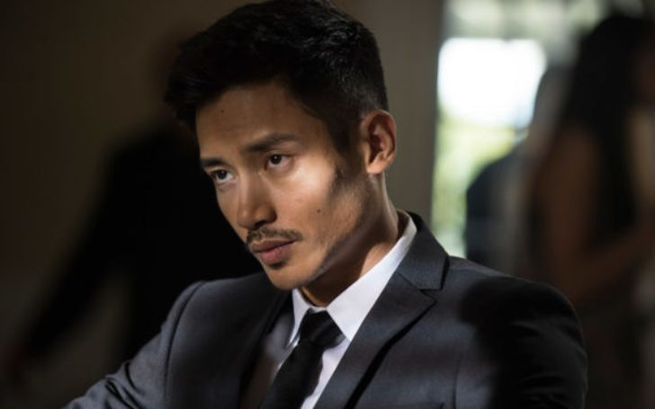 Manny Jacinto is a Filipino-Canadian actor.