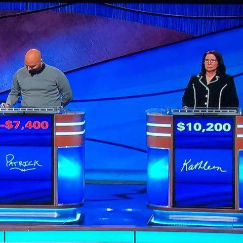 Actor LeVar Burton made his highly-anticipated debut as Jeopardy! guest host on Monday night