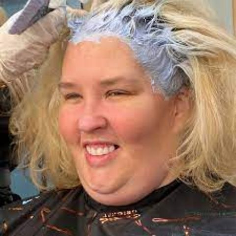 Mama June updated her look with a long hair makeover on Thursday, updating her followers with a flick and a positive message about looking toward the good in all of the mess.