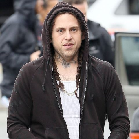 Jonah Hill looks happier and healthier than ever, and the 21 Jump Street star is celebrating with some new ink.