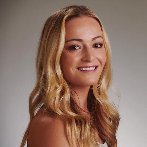 Nicole McNamara is an British volleyball player.