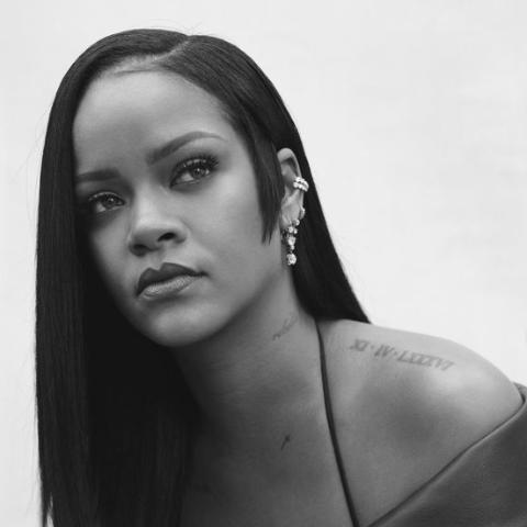 Rihanna is currently worth$1.7 billion.