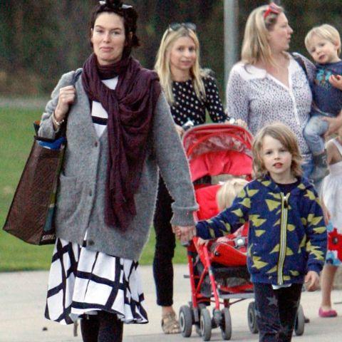 Sue Headey has two grand children.
