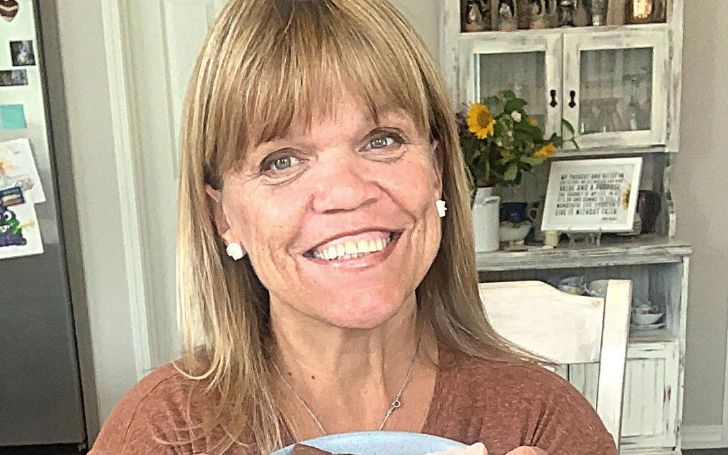 Amy Roloff is an American author.