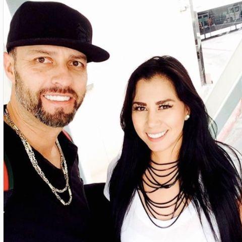 Ross Labra's boyfriend, Esteban Loiza, marriedChristina Teadora Varrassoin October 1998.