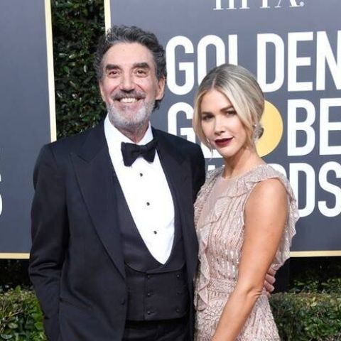 Arielle Lorre andChuck Lorrewere engaged in August 2017.