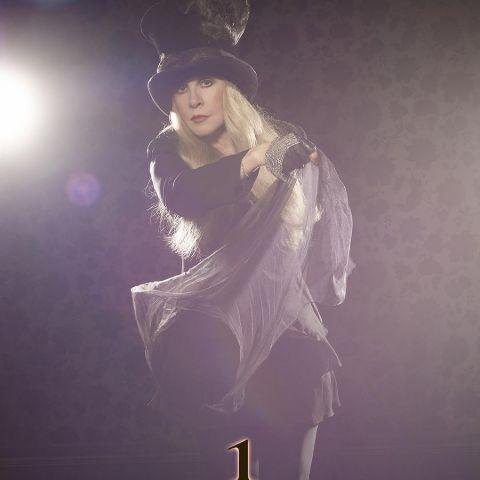 Stevie Nicks is an American singer.