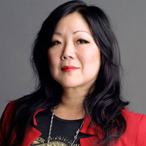 """Margaret Cho had a small part in the CBS sitcom """"The Golden Palace""""in 1992."""