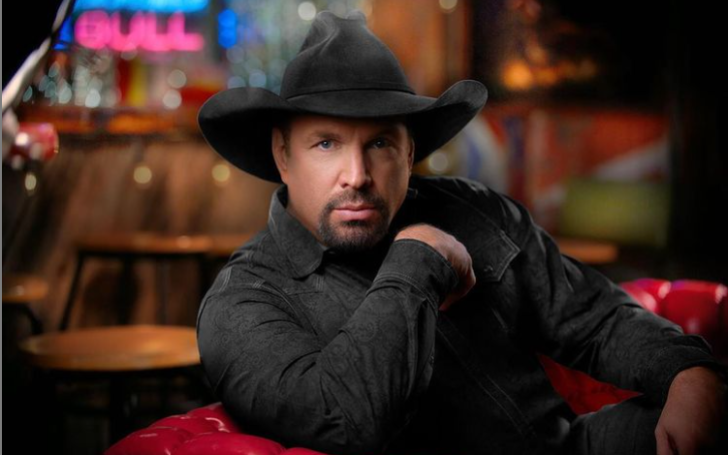 Garth Brooks is one of today's most popular singers.
