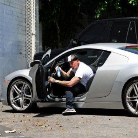 Benji Madden has $40 millionnet worth.
