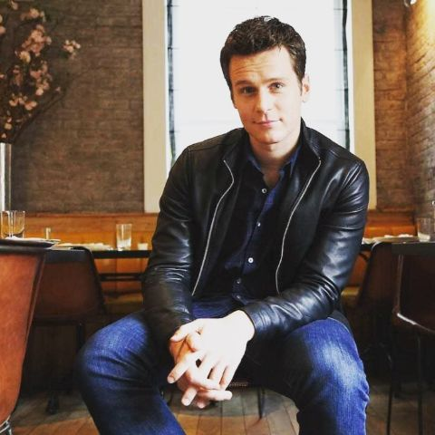 Jonathan Groff is doing a movies.