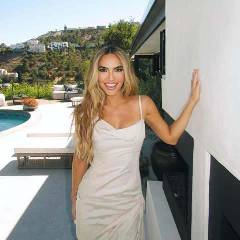 Chrishell Stause paid$3.3 millionfor a home in the Hollywood Hills and has since moved in.