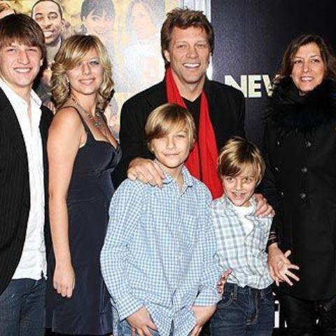 Romeo Jon Bongiovi was born in the United States of America on March 29, 2004.