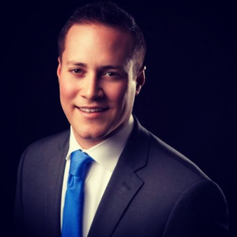 Gavy Friedson, husband of Katie Palvich