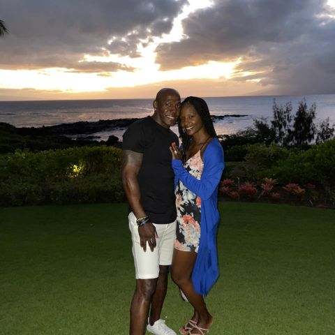 Donald Driver is married man.