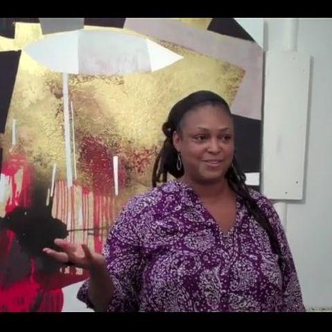 Erika Ranee Cosby is an American artist.
