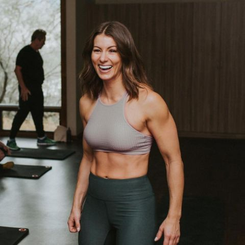 Jennifer Widerstrom is an American fitness star.