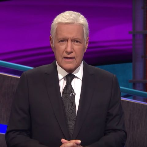 George Alexander Trebek OC was a Canadian-American game show host and television personality. He hosted the syndicated general knowledge quiz game show Jeopardy! for 37 seasons from its revival in 1984 until his death in 2020.