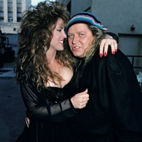 Sam Kinison married Souiri in the Candlelight Chapel in Las Vegas on April 4, 1992.