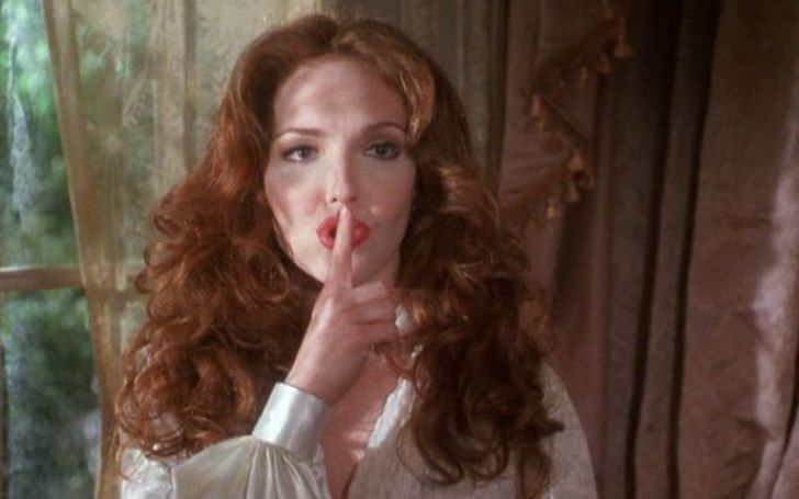 Amy Yasbeck is an actress from the United States.